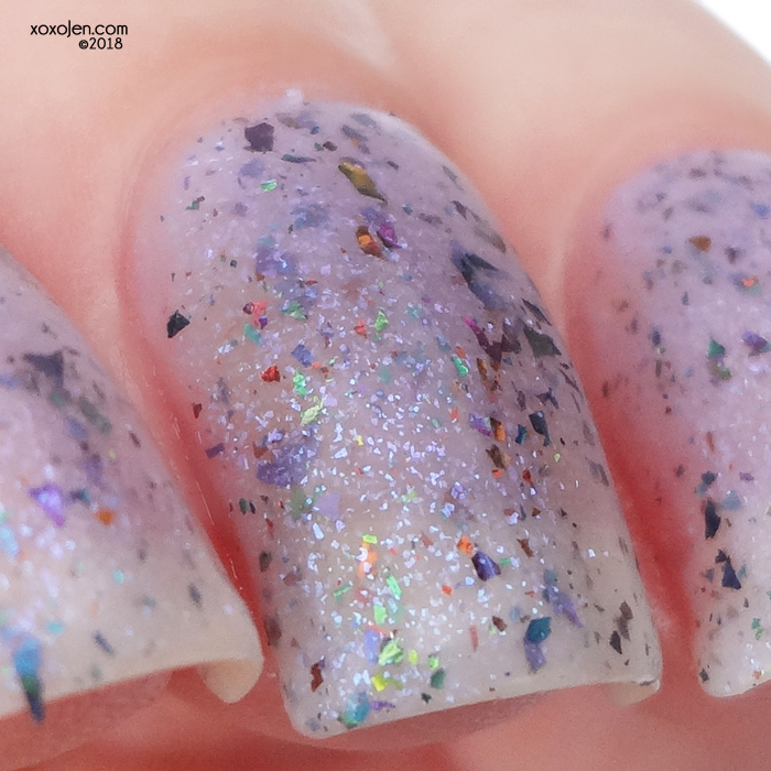 xoxoJen's swatch of Sweet Heart Polish