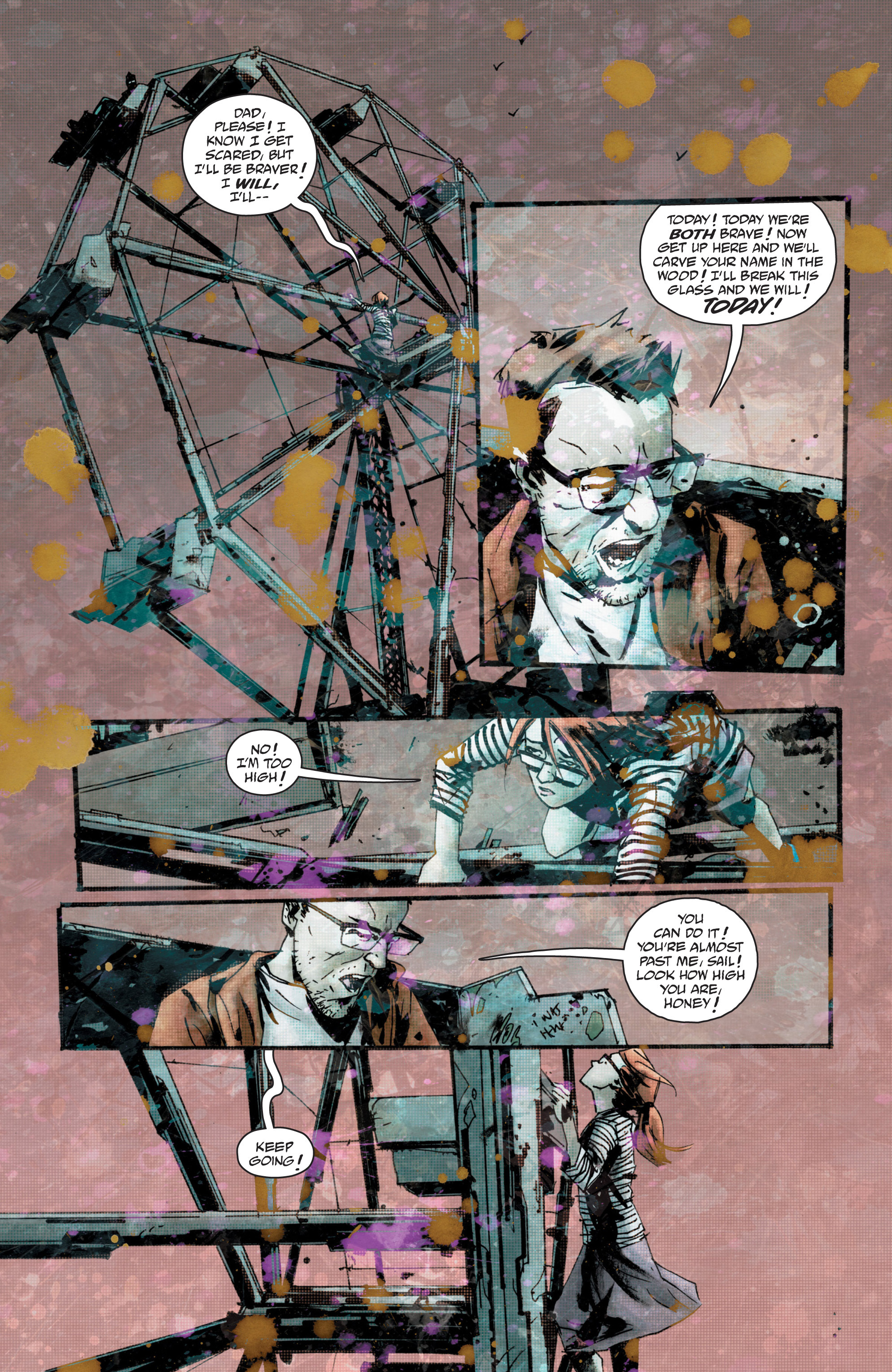Read online Wytches comic -  Issue #4 - 19