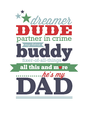 Father's Day Craft and Gift Ideas by Jen Gallacher from www.jengallacher.com #fathersday #papercraft #jengallacher