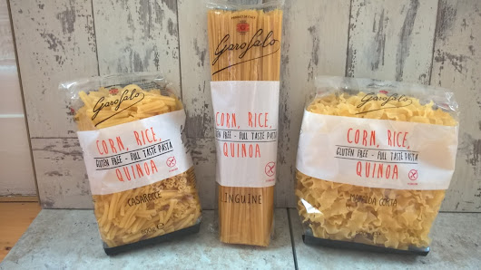 Win A Hamper of Garofalo Gluten Free Pasta - 4 To Give Away!