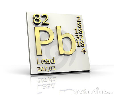 Pictures, stories, and facts about the element Lead in the ... |Lead Element Periodic Table