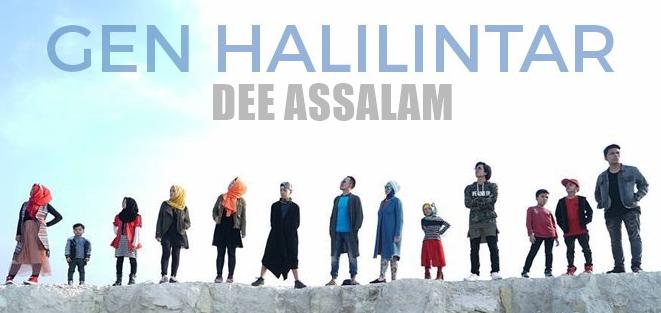 Download Lagu Gen Halilintar Deen Assalam Mp3 (Cover Religi Terbaru 2018),Gen Halilintar, Lagu Religi, Lagu Cover, 2018