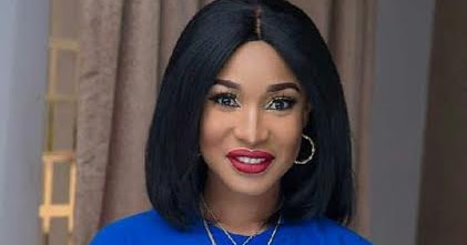 Tonto Dikeh promises herself that she wouldn't accept less than she deserves anymore