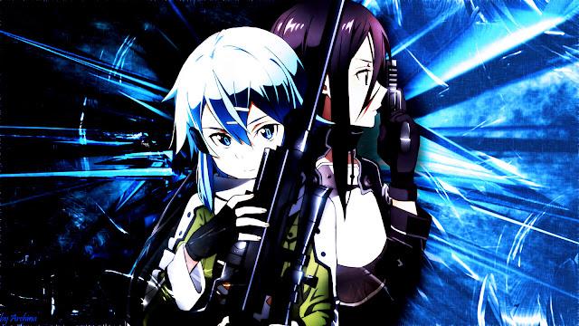Sword Art Online II Wallpaper