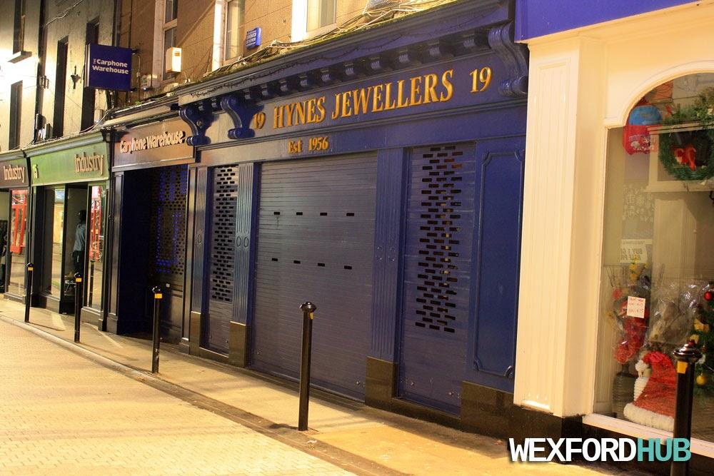 Hynes Jewellers, Wexford