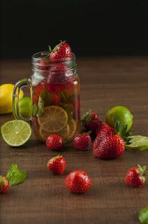 berbagai manfaat infused water untuk kesehatan