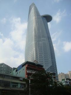 Bitexco Grattacielo. Ho Chi Minh Città (Saigon), Vietnam