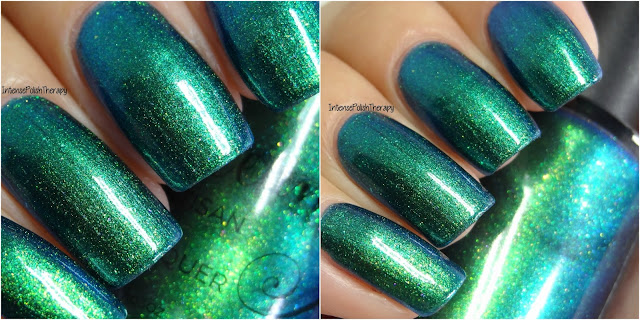 Dreamland Lacquer - Blue Christmas