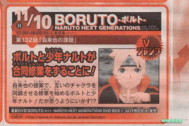 Download Boruto Episode 131 Sub Indo
