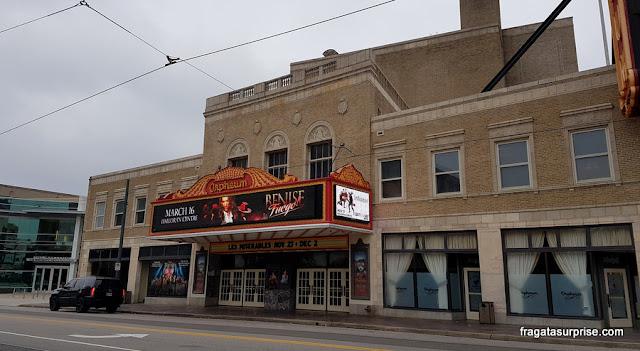 Orpheum Theater, em Memphis