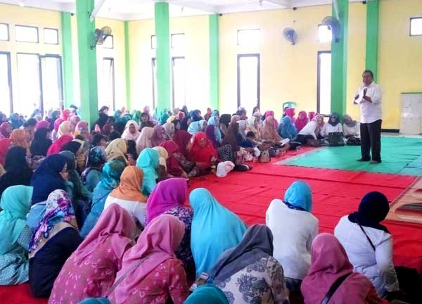 caleg dapil 4 M. Nurfahroji Kembali Sosialisasikan JKN Pada Warga