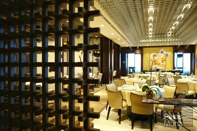 Lung Hin Restaurant at Marco Polo Ortigas Manila