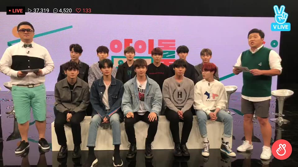 Greenbelt Bowl ⁓ Try These Wanna One Vlive Idol Room