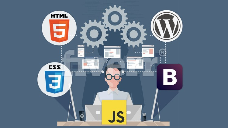 Learn How To Become a Front-End Web Developer From Scratch -  Udemy Coupon