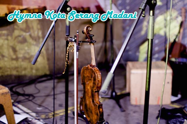 [info] Hymne Kota Serang Madani