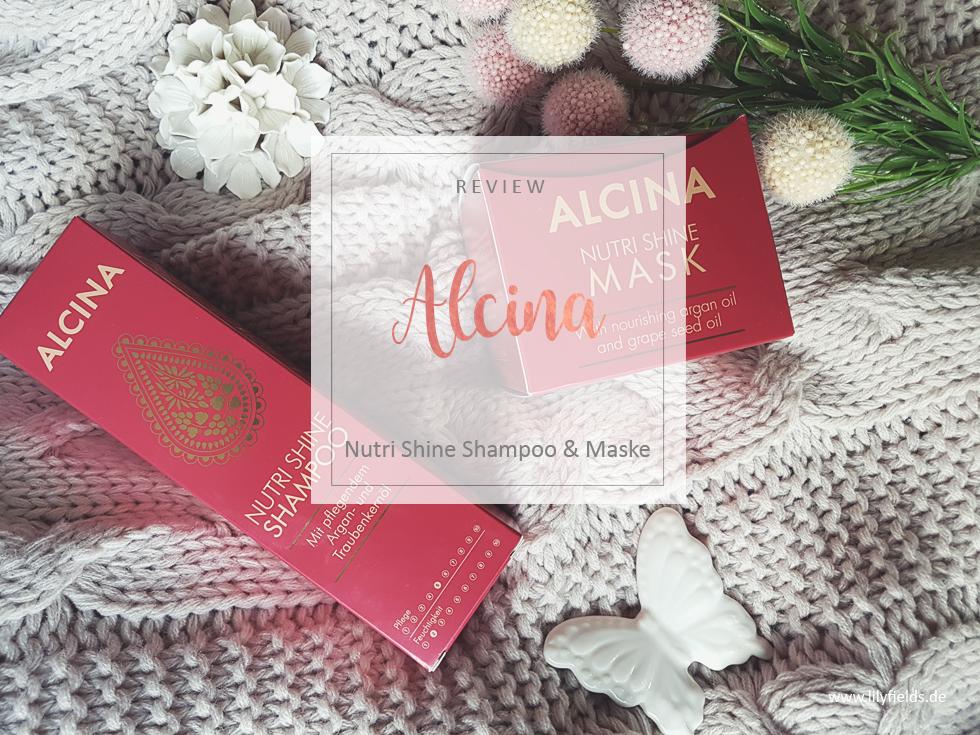 Alcina - Nutri Shine Shampoo und Maske