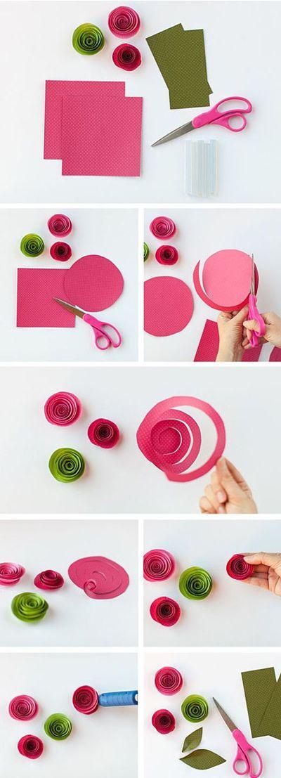 Cara Mudah Membuat Bunga Dari Tisu Ragam Kerajinan Tangan