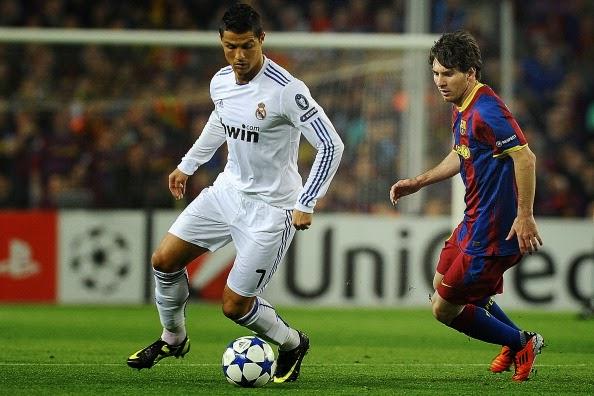 El Clásico: Cristiano Ronaldo vs Lionel Messi Goals Promo ...