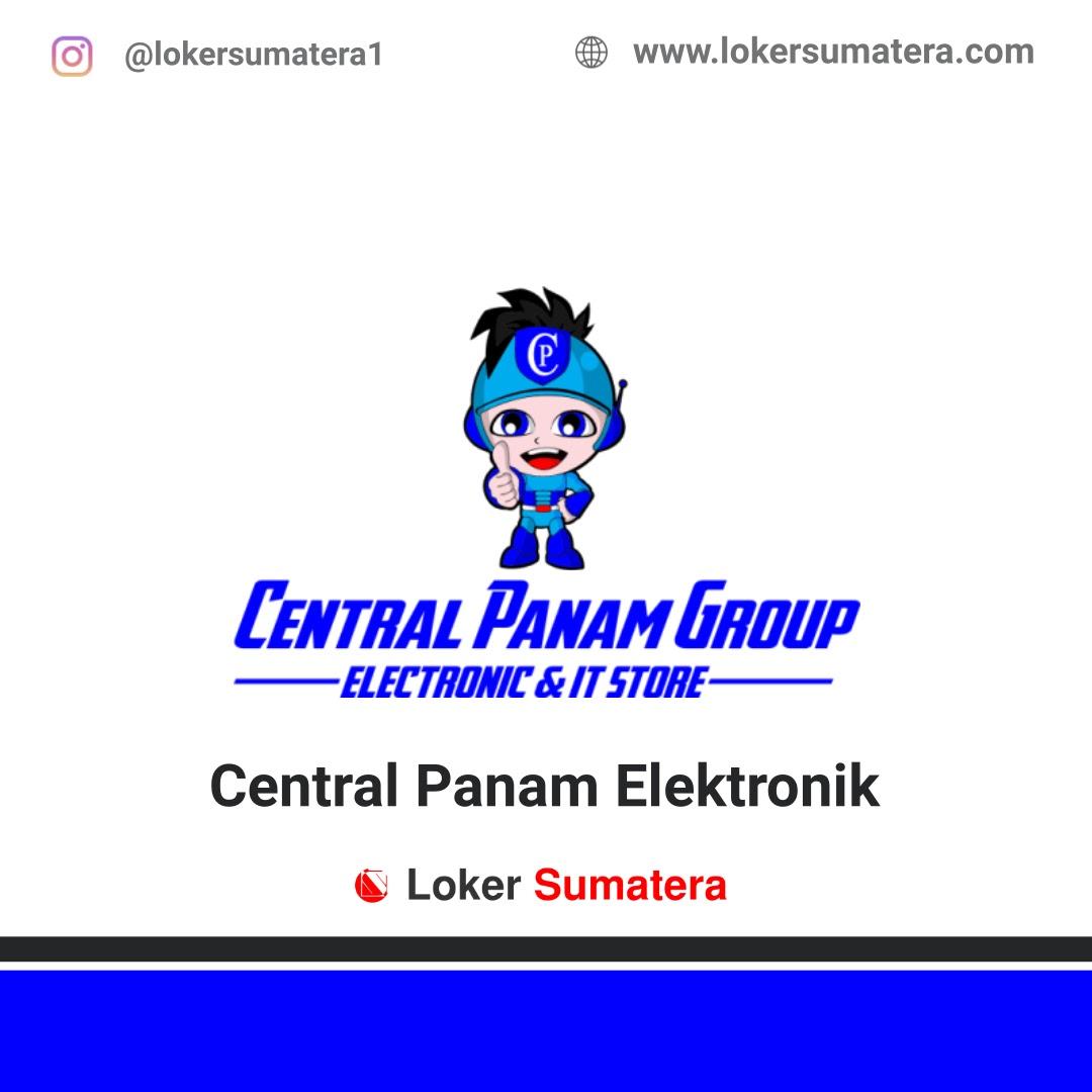 Lowongan Kerja Pekanbaru: Central Panam Elektronik September 2020