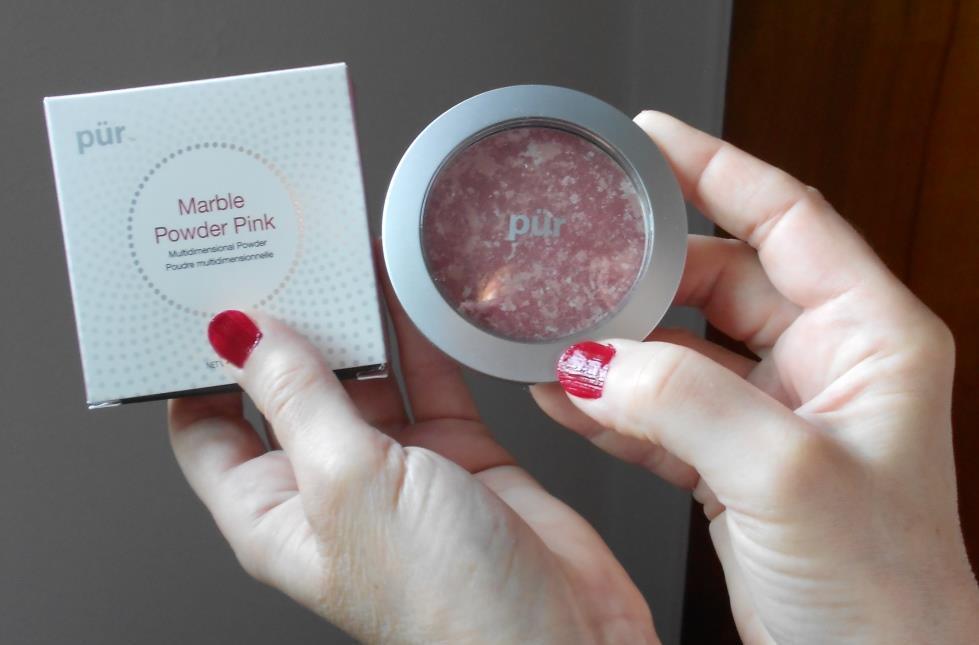 PUR Cosmetics Universal Marble Pink Powder