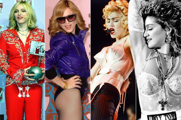पॉप स्टार मैडोना का 60th जन्मदिन The Queen of Pop