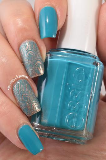 Essie nail stamping