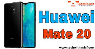 Huawei mate 20,Upcoming Smartphone in India November 2018