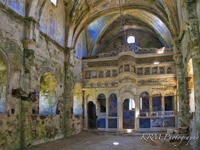 Μια εγκαταλλελημένη Ελληνική  Ορθόδοξη Εκκλησία του 1888  στο Καγιάκιοϊ της Τουρκίας!   Ένα Χωριό Φάντασμα Επιμέλεια/Μετάφραση Σοφία Ντρέκου