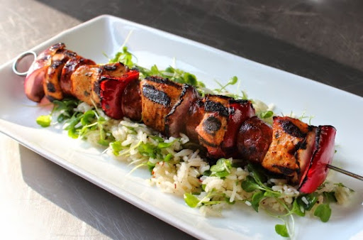 Chorizo & Chicken Skewers – Make Some For Your Buddy