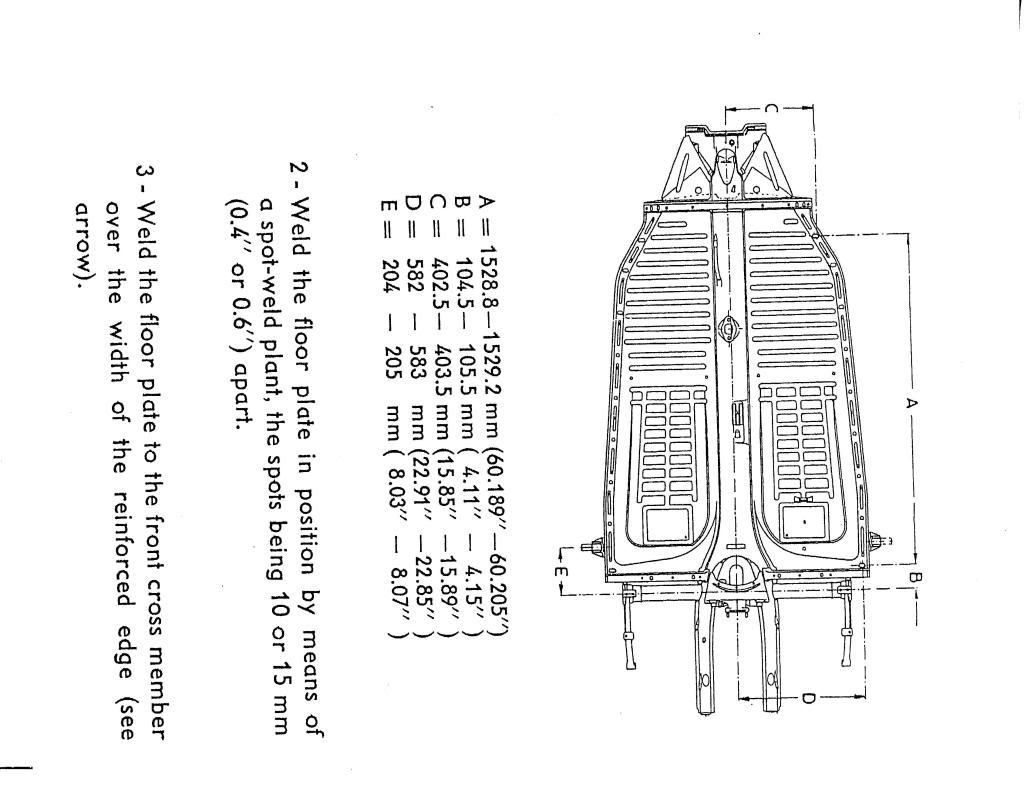 urbi et orbi my bucket list journals volkswagen vw beetle body dimensions measurements and specifications [ 1024 x 791 Pixel ]