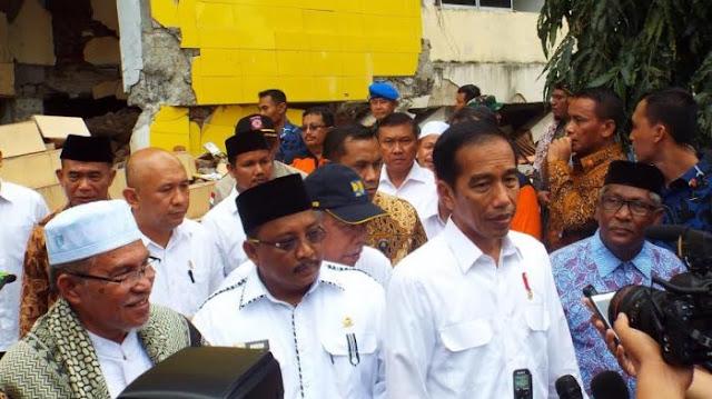 Solidaritas untuk Dayah MUDI Mesra Pasca Gempa