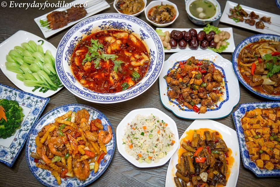 Amber chinese muslim restaurant ramadan buffet nexus for Amber cuisine elderslie menu