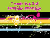 Double trouble Challenge Winner