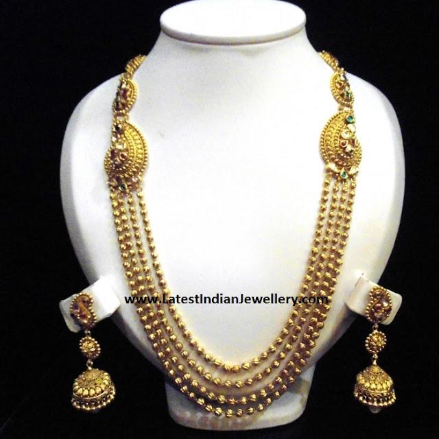 Gold Balls Mohan Mala