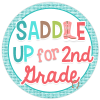 Saddle Up for 2nd Grade
