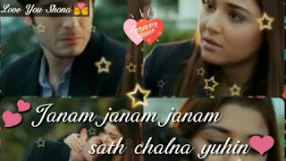 Janam Janam Whatsapp Status Love Video