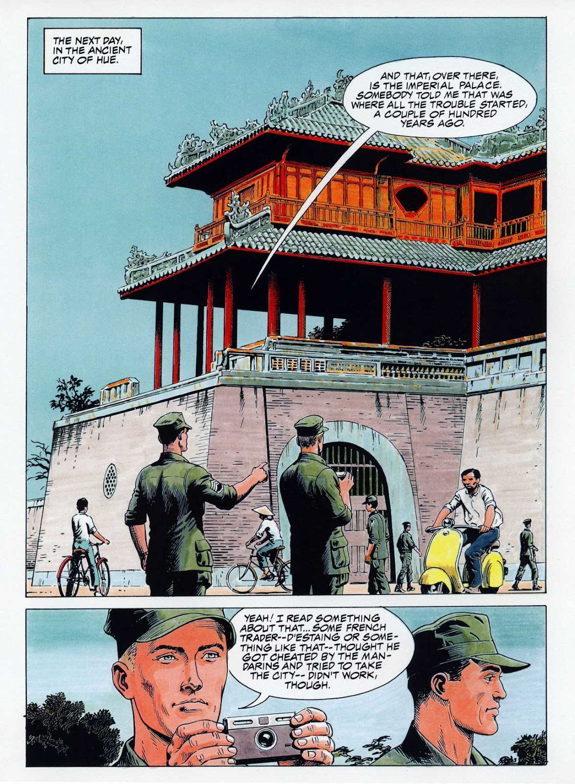 Epic Graphic Novel: Hearts and Minds issue Full - Page 27