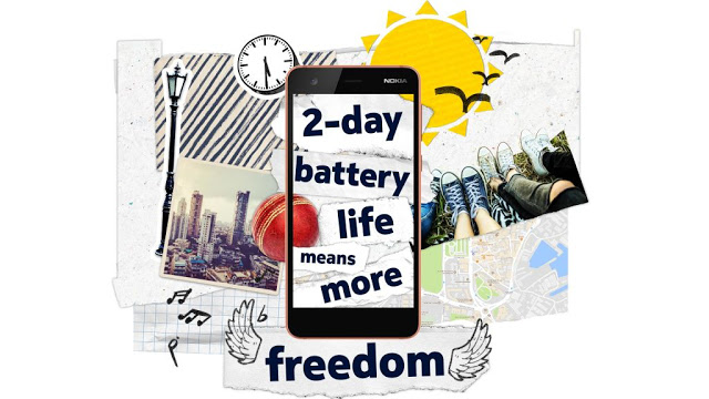 Lakukan Lebih Banyak Hal Dengan Nokia 2
