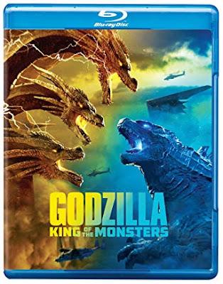 Godzilla King of the Monsters 2019 Daul Audio 5.1ch BRRip 1080p HEVC