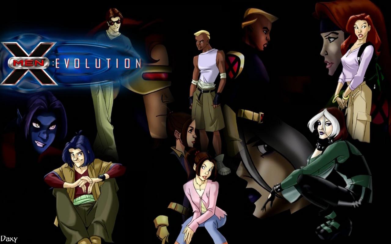 desenho x-men evolution dublado rmvb