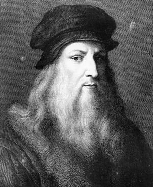 ليوناردو دافنشي
