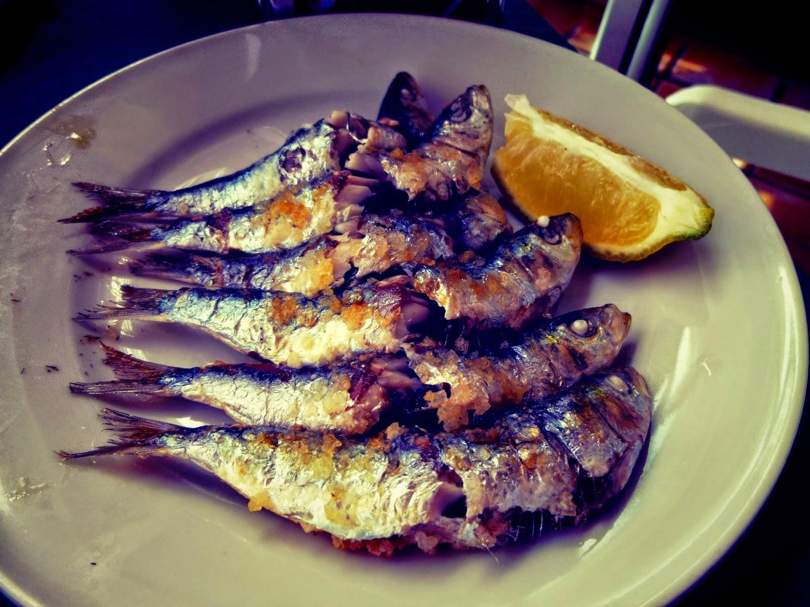 sea food spain