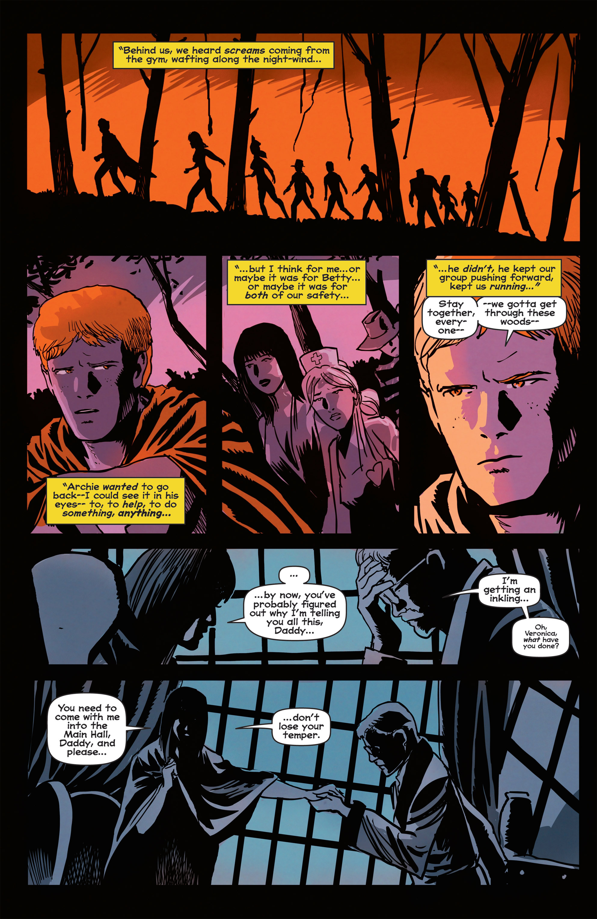 Read online Afterlife with Archie comic -  Issue #2 - 24