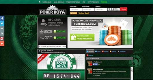 Poker mboya
