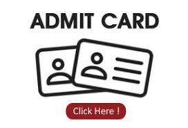 FRI Dehradun Admit Card