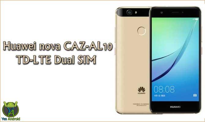Huawei nova TD-LTE Dual SIM CAZ-AL10 Full Specs Datasheet