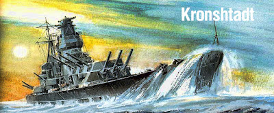 Soviet Battle-Cruiser Kronshtadt balance changes