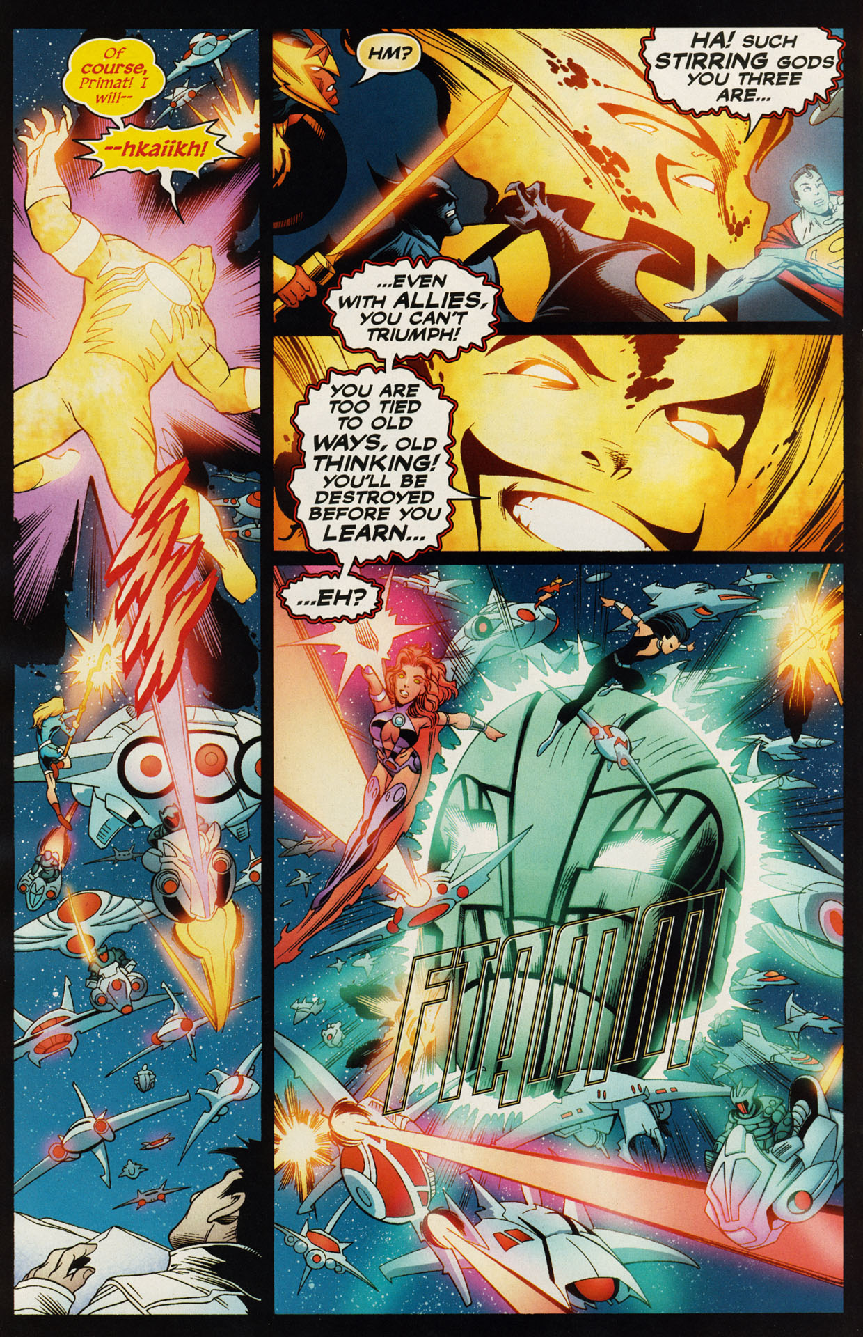 Read online Trinity (2008) comic -  Issue #47 - 13
