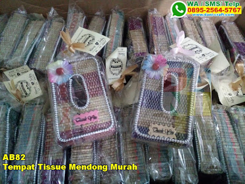 Toko Tempat Tissue Mendong Murah