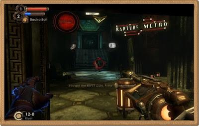 BioShock 2 Games Screenshots
